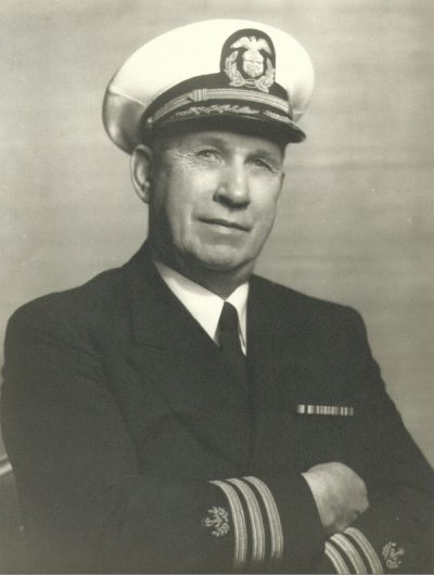 Captain Christian Henrik Bruun (Christian's great uncle) frequently crossed the Pacific Ocean to China